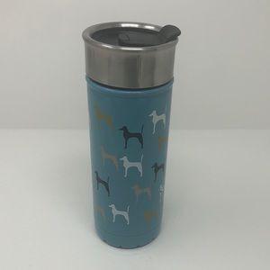 Sip by swell dog print stainless steel mug 16 oz